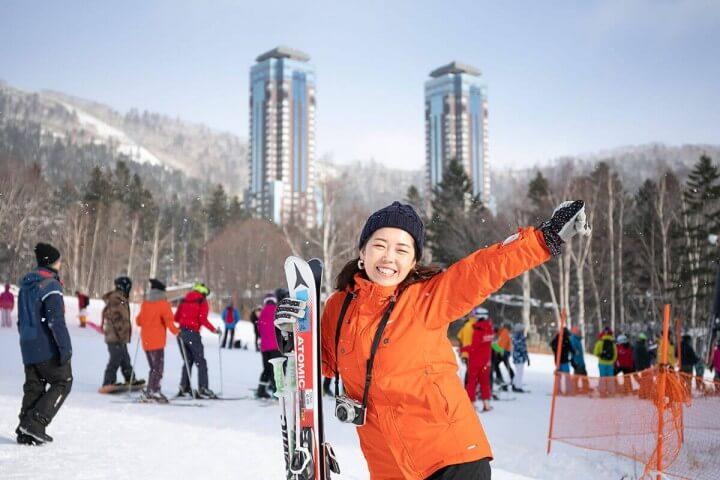 北海道・トマムでスキー旅をしてみた