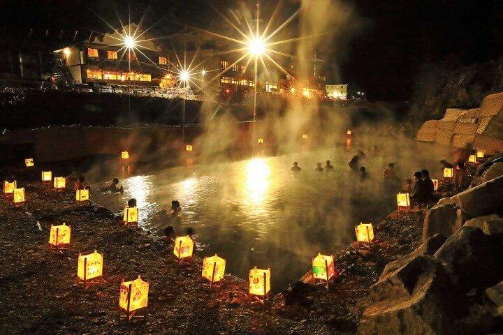 熊野本宮温泉郷めぐり!冬季限定の「仙人風呂」と世界遺産の「つぼ湯」で癒されてきた