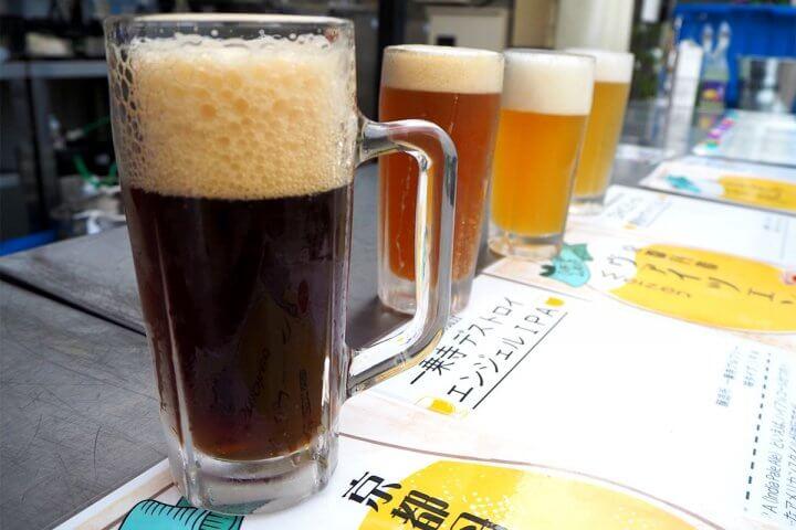 大丸京都店のビアガーデンで京都地ビール&BBQを堪能してみた