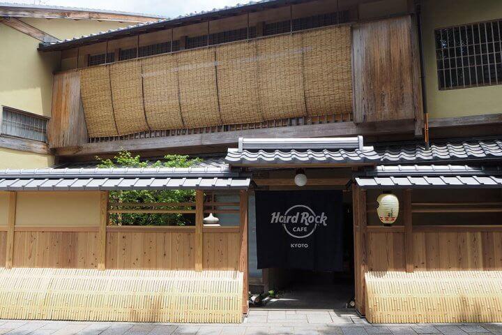 伝統とロックの融合!祇園白川に「ハードロックカフェ京都」がオープン