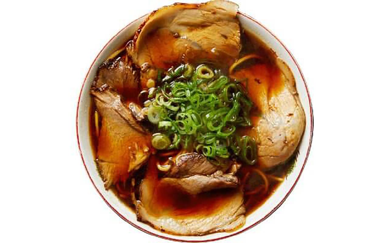 一度食べると病みつき中華そば750円