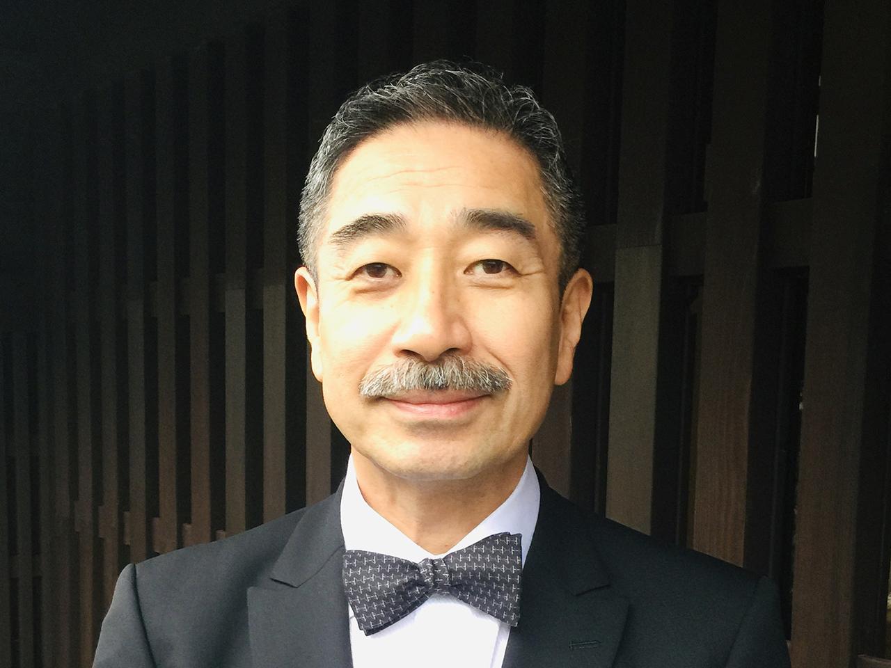 講師の増田徳兵衛さん