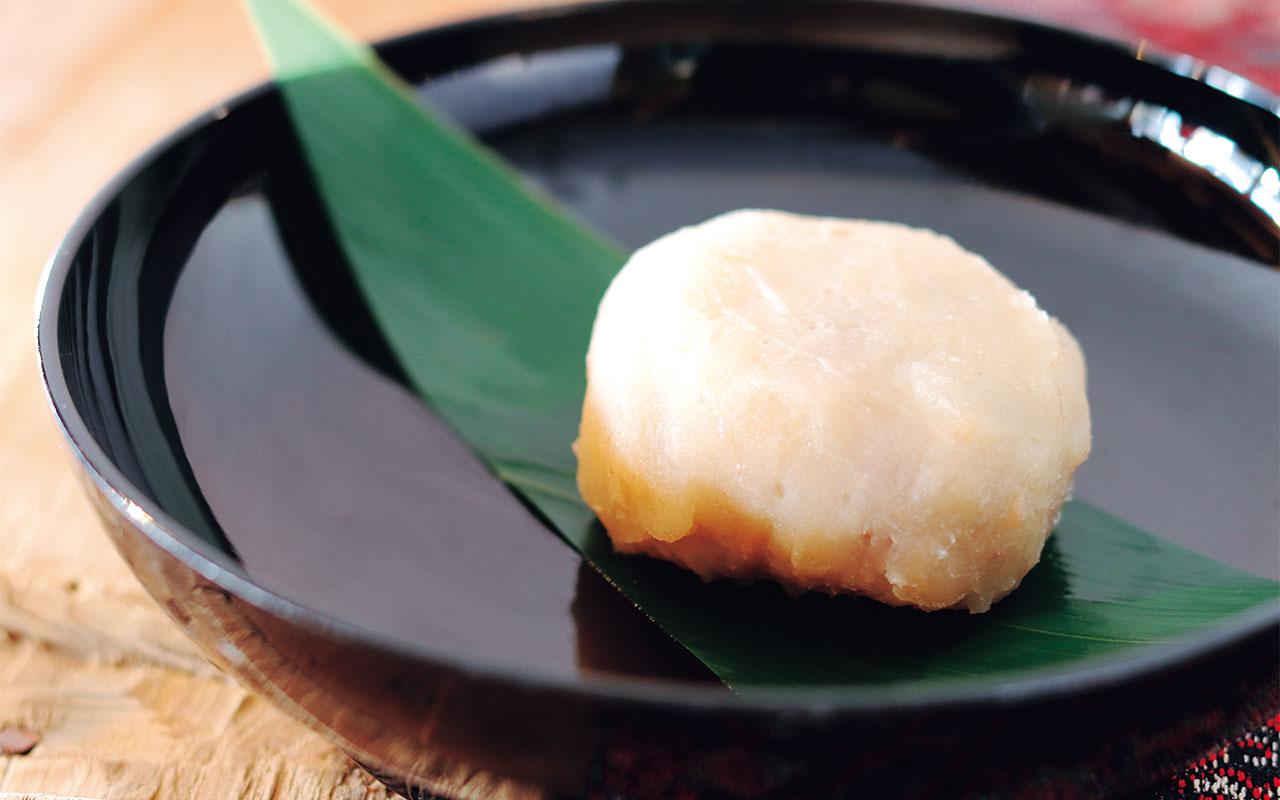 北海道産小豆と手忘豆(インゲン豆の一種)を使った自家製餡のおはぎ<br /> が人気。白餡・小豆・黒胡麻・抹茶・きなこの5種で各198円