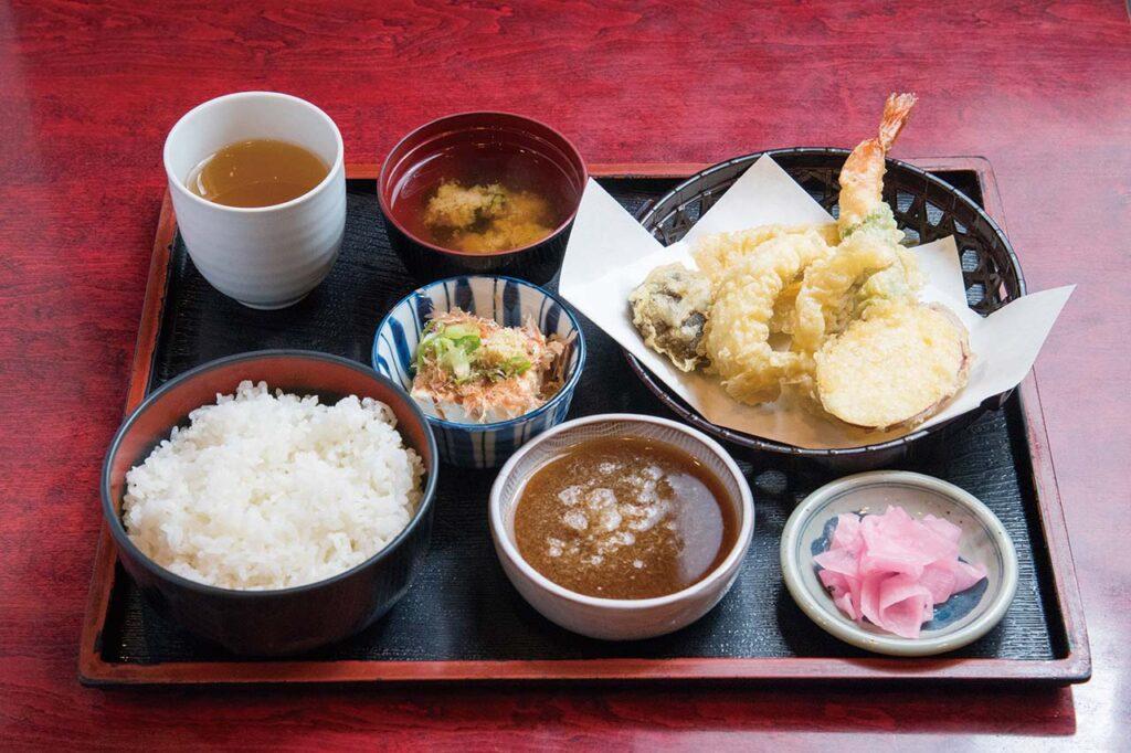 京都市中央市場で味わう朝ごはん