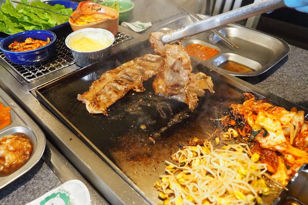 [ベジテジや]がリニューアル!パワーアップした韓国料理の数々を堪能してみた