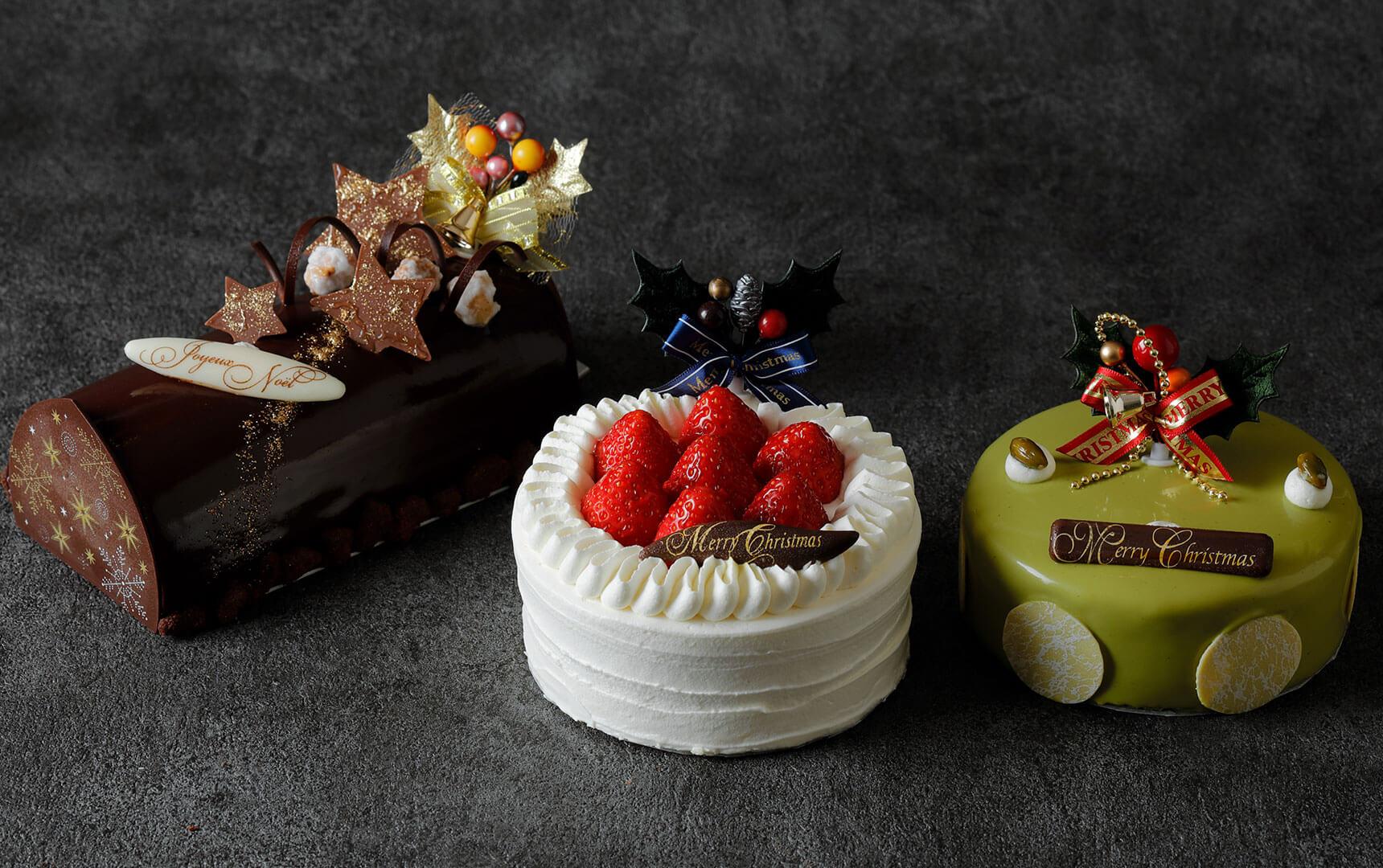 ホテル・百貨店のおすすめクリスマスケーキ