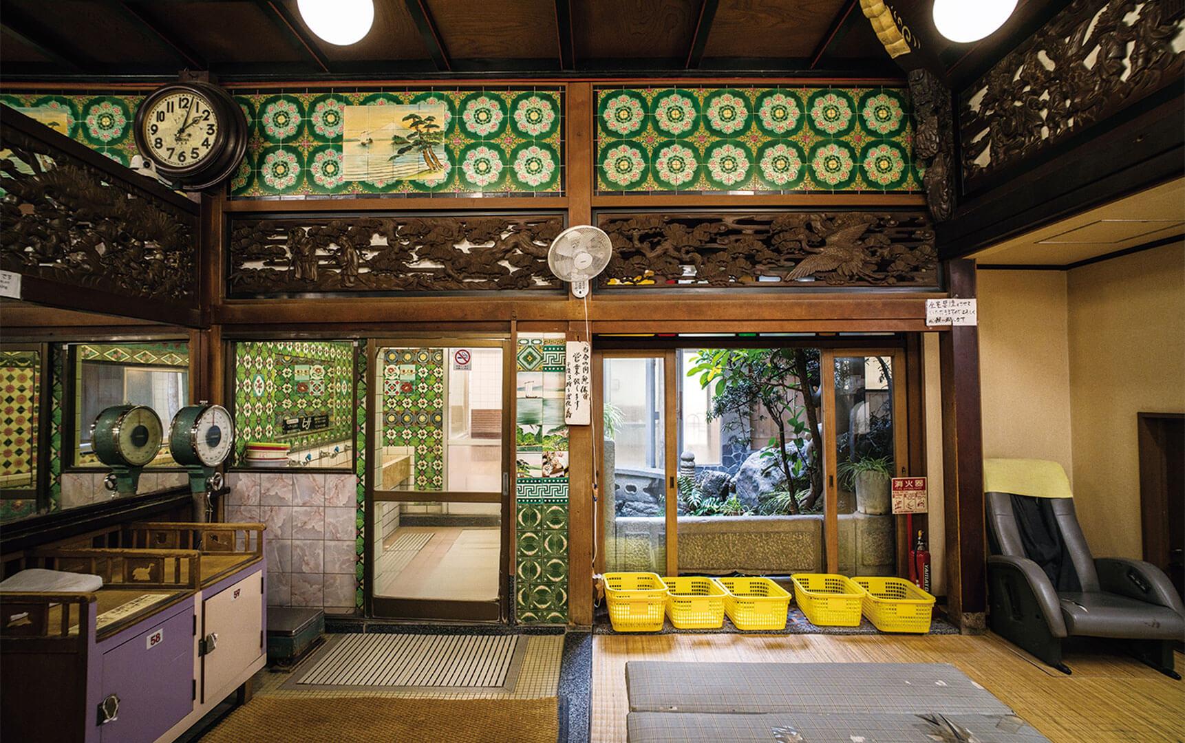 京都の銭湯6選