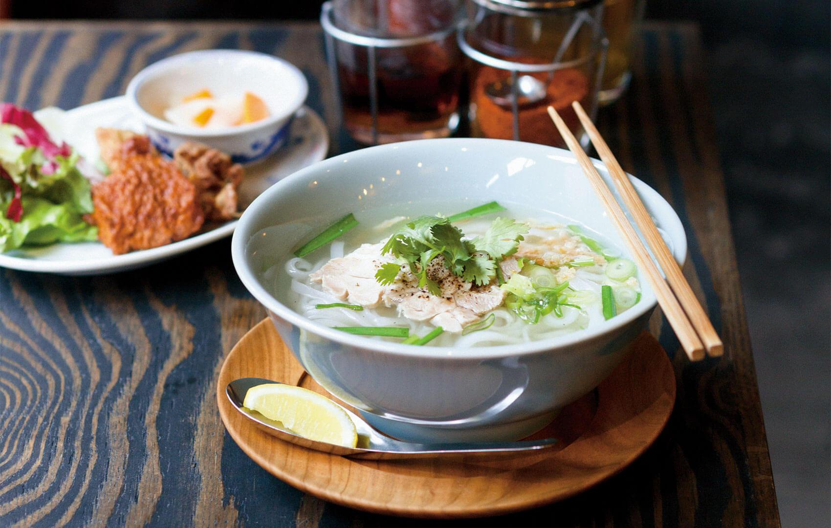 暑い夏にこそ食べたい、京都のアジアンフード