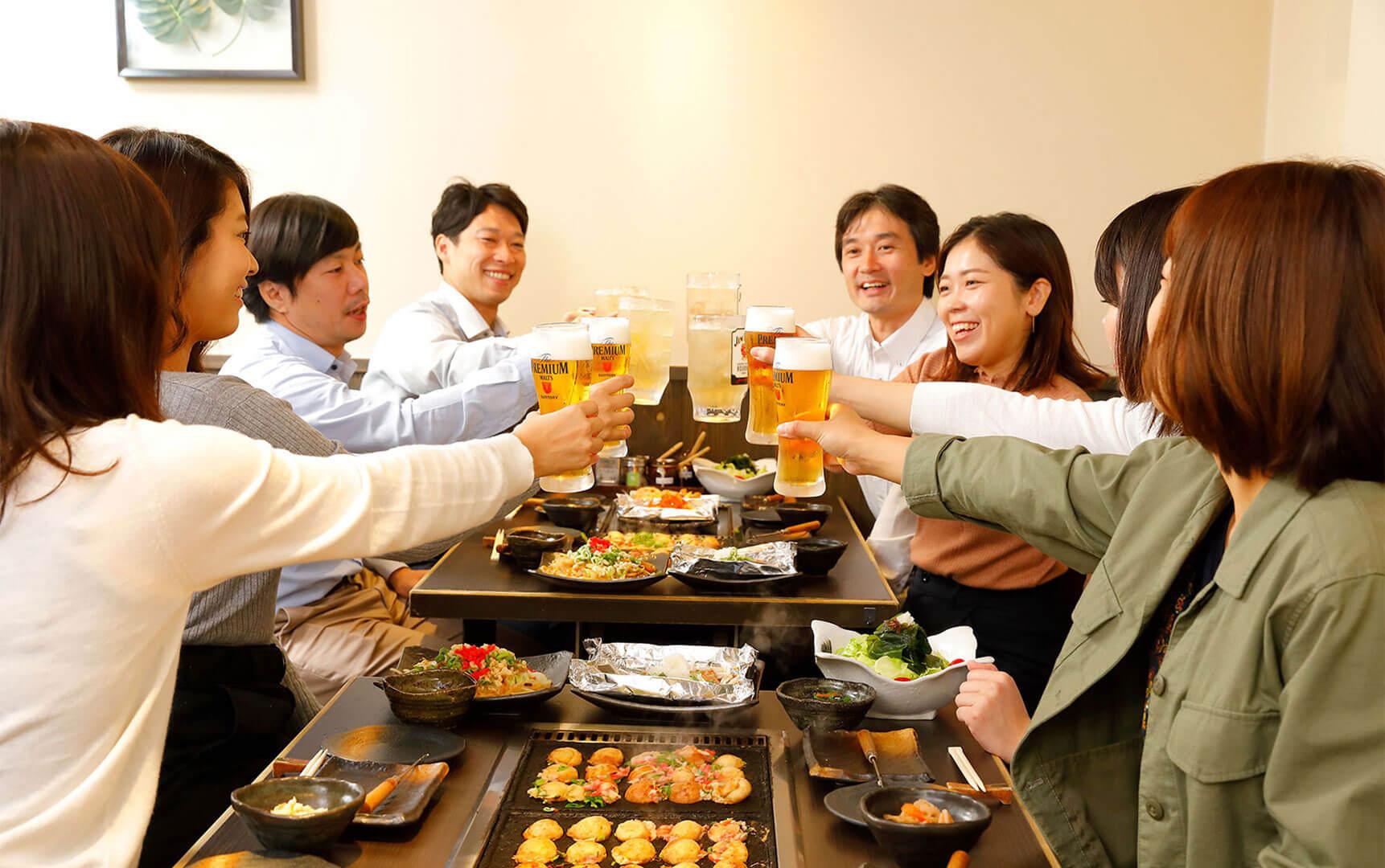 京都で忘年会&新年会2019−2020