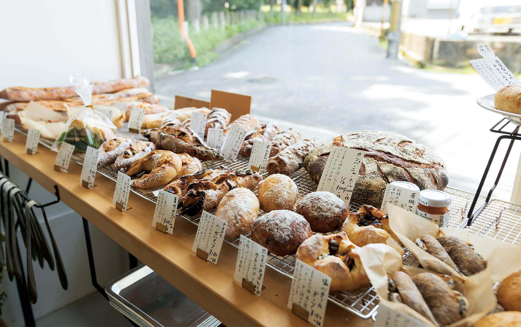 京都のパンまとめ