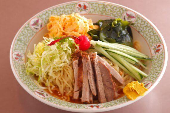 京都・滋賀のランチ vol.2 冷麺