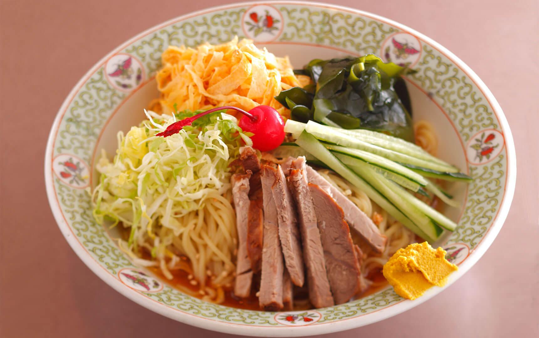 ランチで食べたい「冷麺」