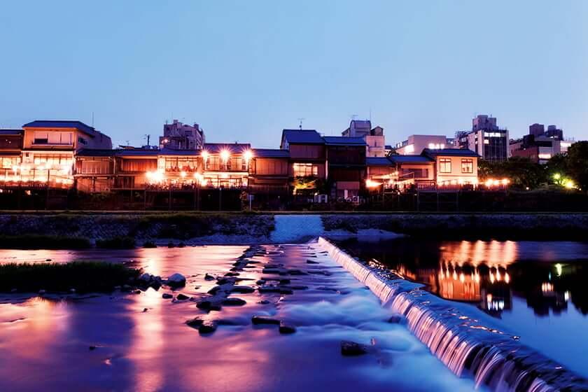 京都の川床2019