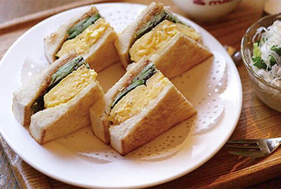 今食べたい京都のサンドイッチ