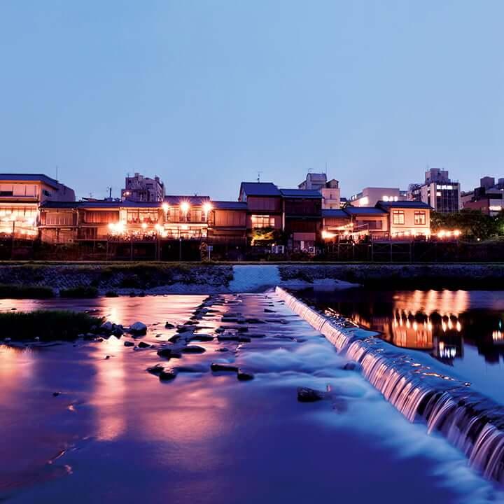 京都川床2020