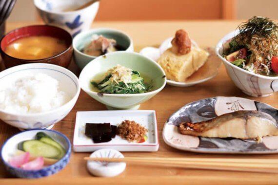 京都のとっておき朝ごはん