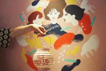 女子旅をデザインする「CAFETEL 京都三条 for Ladies」京阪 三条駅すぐに7/2オープン