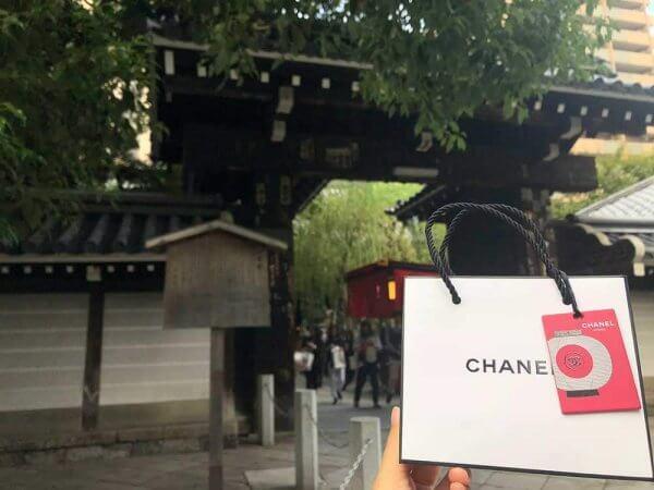 イベントページのアクセス急上昇!10/21まで開催中の「CHANEL MATSURI(シャネル マツリ)」に行ってみた!