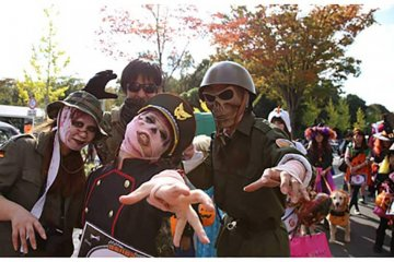 京都・滋賀 ハロウィンイベント