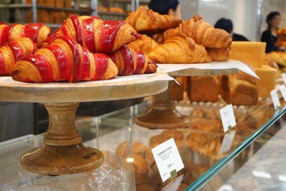 パリの味が京都に初出店![リベルテ]で本場のクロワッサンやタルトシトロンなどを味わって