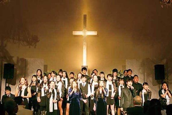 ゴスペルコンサート(12/24〜25)@北山ル・アンジェ教会