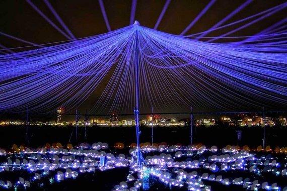 「びわ湖灯り絵巻〜虹色イルミネーション〜」が今年も開催!滋賀県内9会場で素敵な冬の夜を