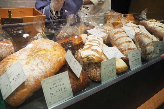 [ジェイアール京都伊勢丹]のパンに注目!京都人も納得のベーカリーショップが並ぶ【パンのAWASE】