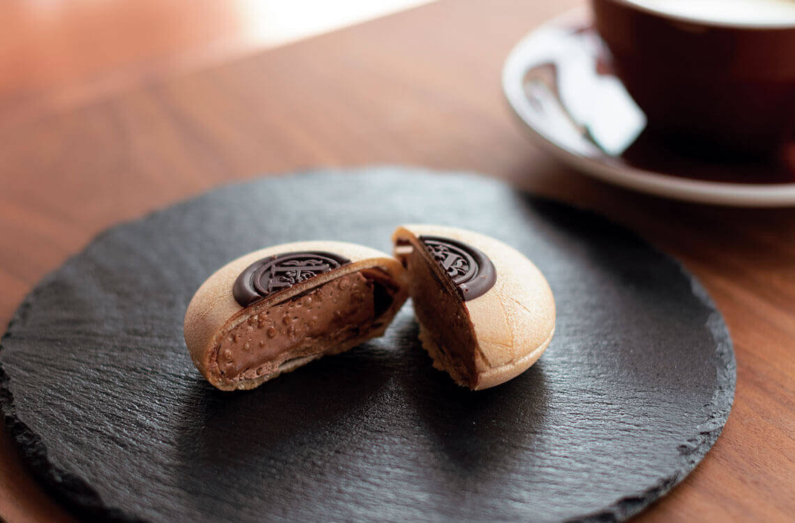 激戦区・京都で注目のチョコレート