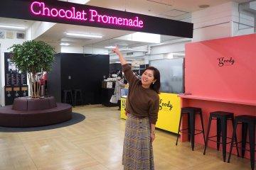 『ショコラプロムナード』で注目スイーツを食べてみた