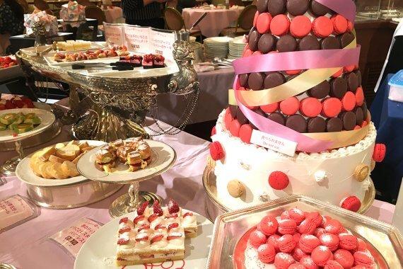 まさに「夢のいちごパーティー!」グランドプリンスホテル京都のいちごブッフェを満喫!