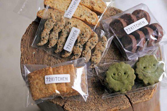 京都・滋賀のおやつ vol.8 クッキー