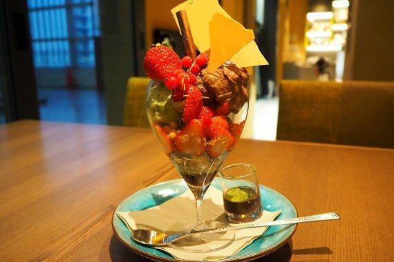 京都駅に[パティスリー&カフェ デリーモ]が初出店!新しいショコラスイーツの専門店