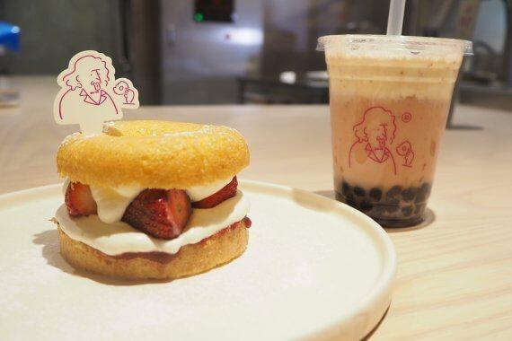 体験型ドーナツファクトリー[koe donuts]が新京極に3/21グランドオープン!