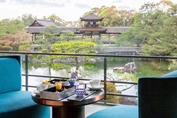 平安神宮会館、6/5より新登場の京アフタヌーンティーで日本庭園を眺めながら楽しもう