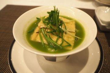 中国料理×宇治茶がコラボ!気になるそのお味は?