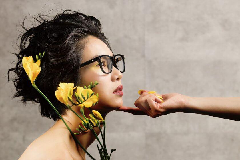 眼鏡好きを魅了する天然素材のテクスチャー。【OBJニュース】