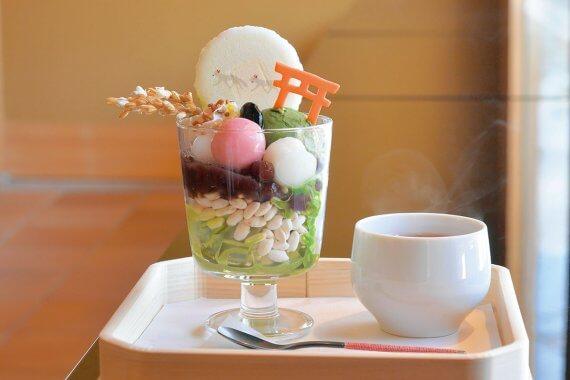 京都で食べたい和パフェ