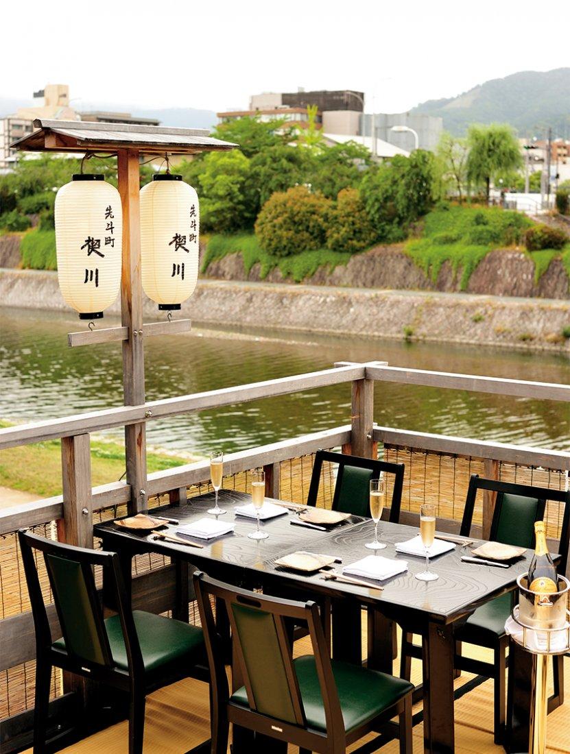 先斗町 禊川