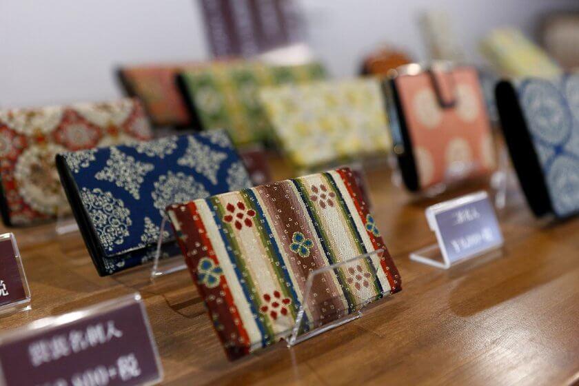 125年の歴史「龍村美術織物」のリニューアルしたショールームで