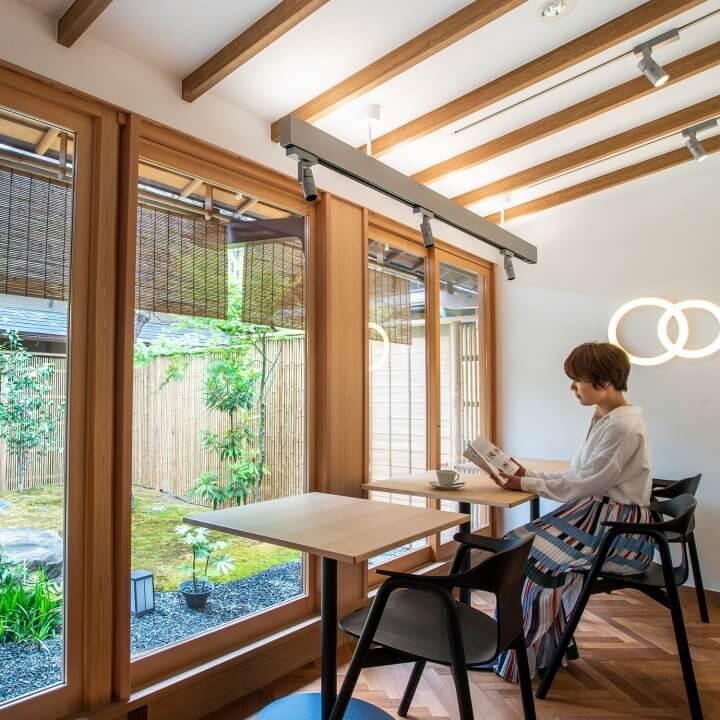 楽しみ方は自由自在!時間制の隠れ家カフェ
