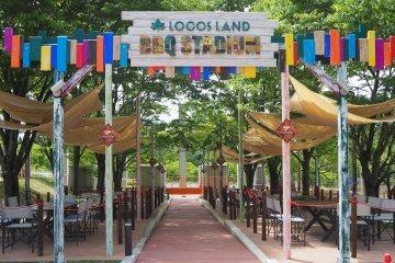 キャンプ体験型ホテル「LOGOS LAND」に新エリア誕生!