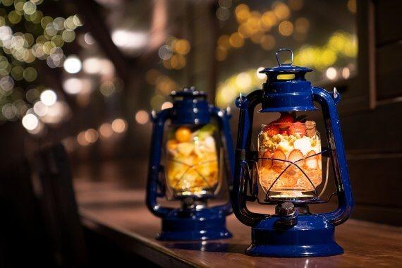 この夏はランプパフェ&虹のカーテンがある「箱館山」へ!満月の日限定のナイトゴンドラも