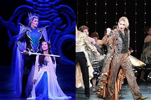 OSK日本歌劇団 ×「サクラ大戦」、豪華絢爛なレビューショーが南座で7/25(木)まで上演中