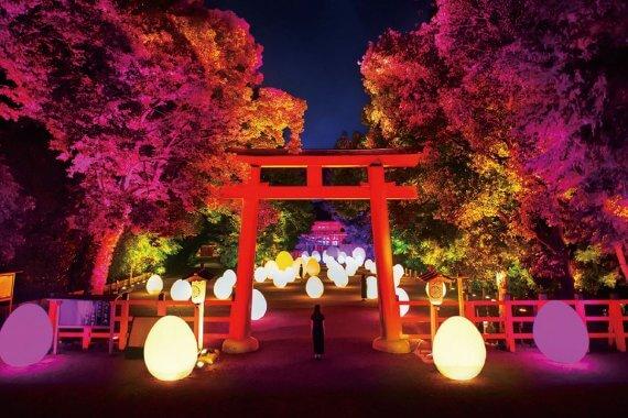 お盆・夏休み期間中の京都のイベントまとめ