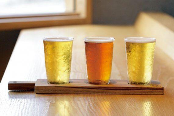 醸造所の出来立てを味わう京都・滋賀 クラフトビール