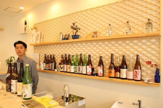 忘年会や女子会の手土産を求め[くぼしま]で日本酒のテイスティング&購入に行ってみた!