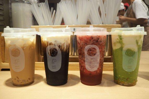 台湾発のチーズティー専門店[machi machi(マチマチ)]がJR京都駅改札内にオープン。次のブームの予感!?