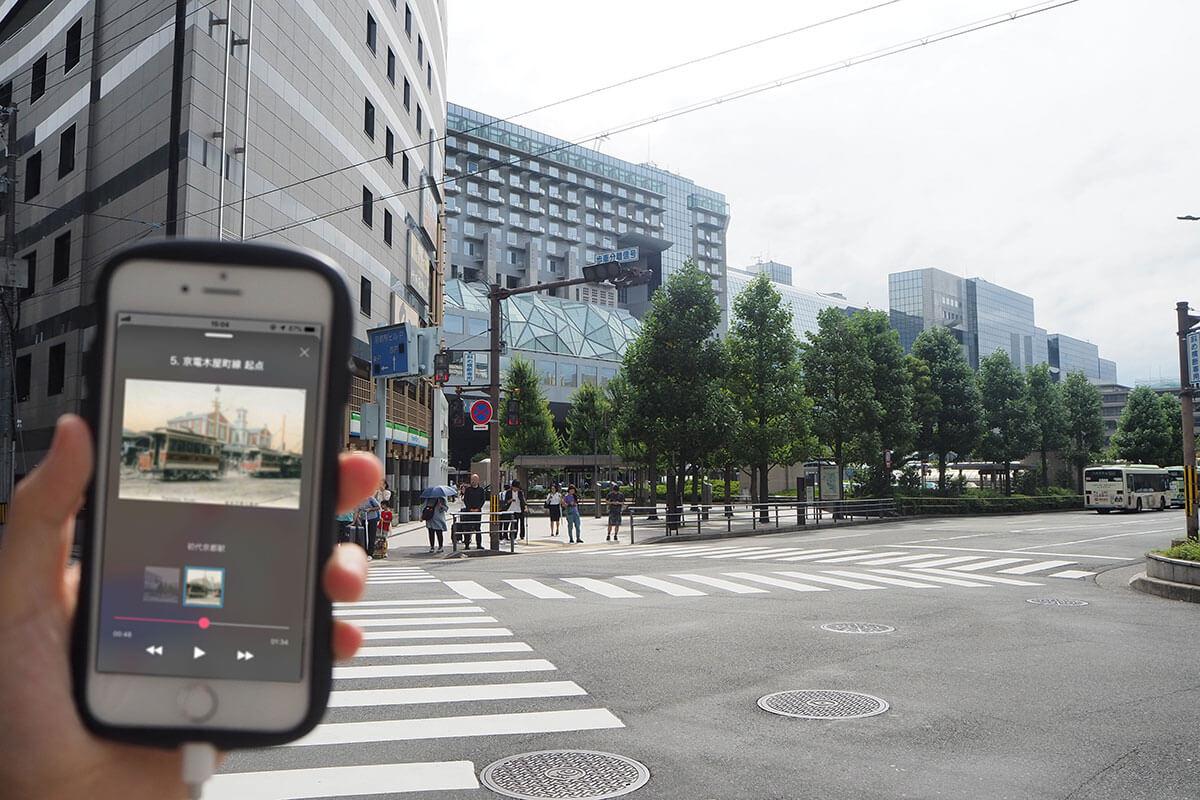 街歩きアプリ「まいまいポケット」でディープな京都を巡ってみた!