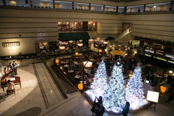 クリスマスキャロルコンサート(12/21〜24)@京都ブライトンホテル