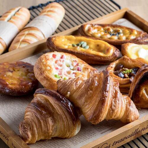 Boulangerie Cafe Hallu